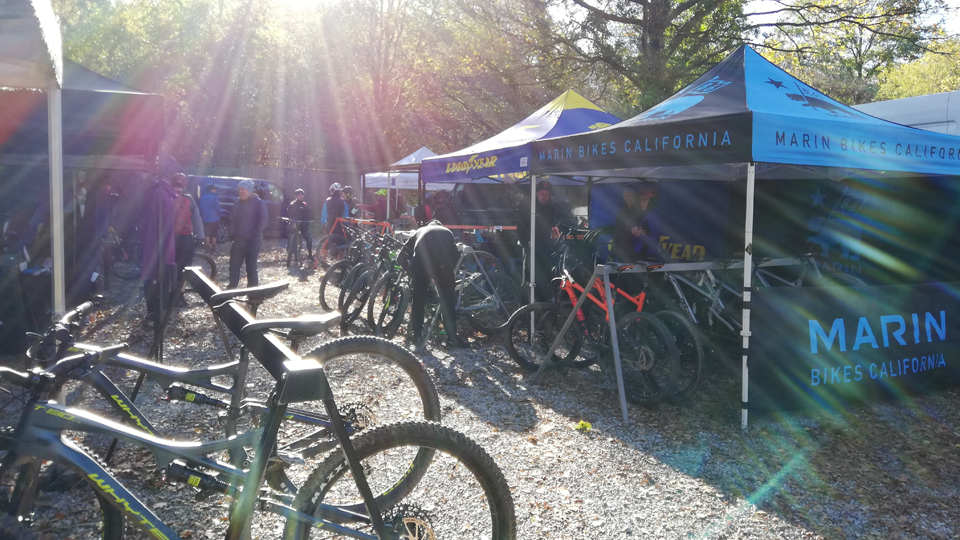 Afan Valley Bike Shed Demo