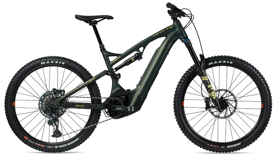 whyte e-160rs